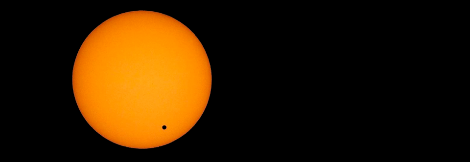 Transit of Venus, 2012 June 05