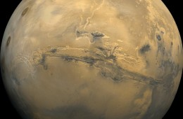 Planetary Insights – Landslides on Mars