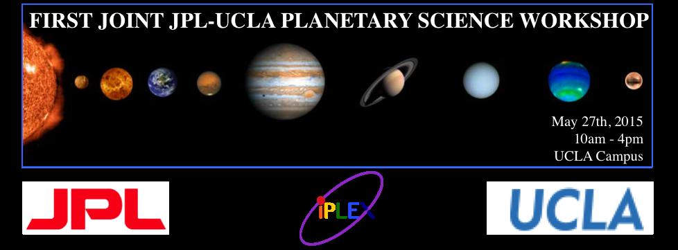 JPL-UCLA MOU Banner