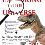 EYU Earth and Space Sciences Lecture Series announced