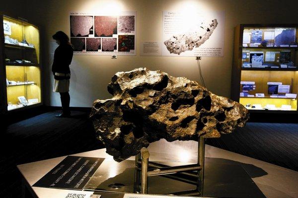 Image result for ucla meteorite gallery