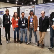 UCLA scientists attend the 47th annual American Astronomical Society's Division of Planetary Science meeting