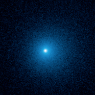 NASA's Hubble Observes the Farthest Active Inbound Comet Yet Seen