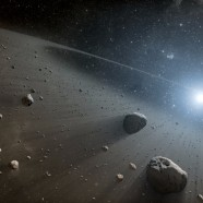 UCLA Astronomers Confirm the Very First Existence of an Asteroid Beyond Our Solar System