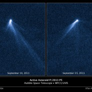 New asteroid discovered with six comet-like tails