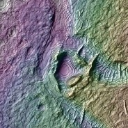 Ancient Mars may have been too cold for liquid water